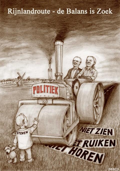 2013-04-18 - Rijnlandroute - De Balans in Zoek (1)