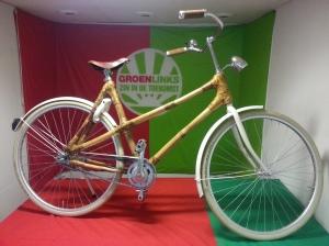 Bamboe fiets Eerlijke kansen